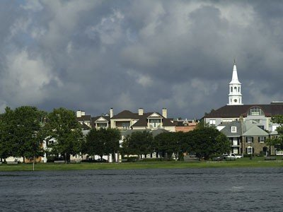 Charlestons, SC From the Ashley River